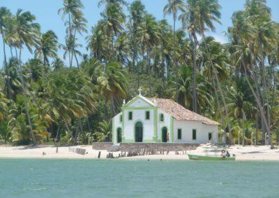 Iglesia Praia Carneiros