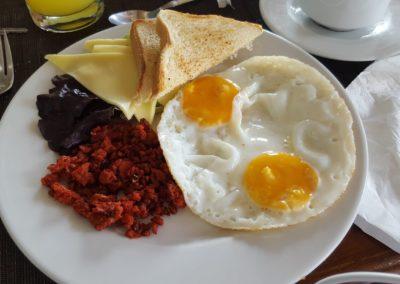 Desayuno Fuerte