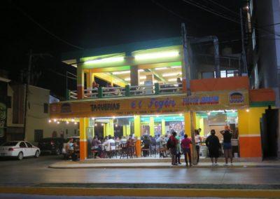 Los mejores Tacos de Playa del Carmen