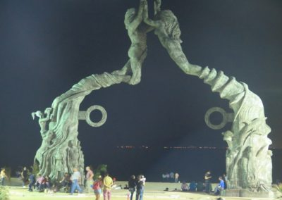 Parque de los Fundadores - Playa del Carmen
