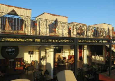 Terraza Hotel La Pasion