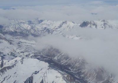 Cruce Cordillera