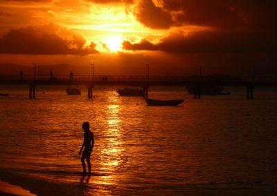 Que ver en Barra Grande - Atardecer Playa