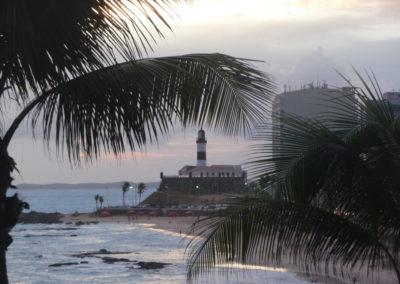 Que hacer en Salvador de Bahía - Faro da Barra
