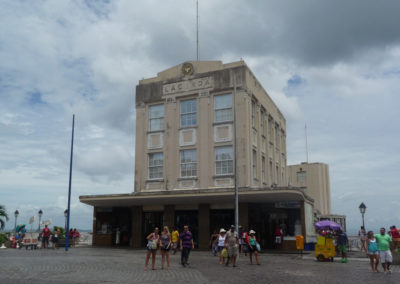Que hacer en Salvador de Bahía - Elevador Lacerda