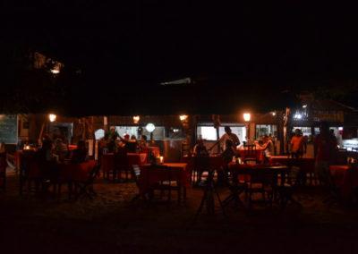 Noche Sin Alumbrado Público