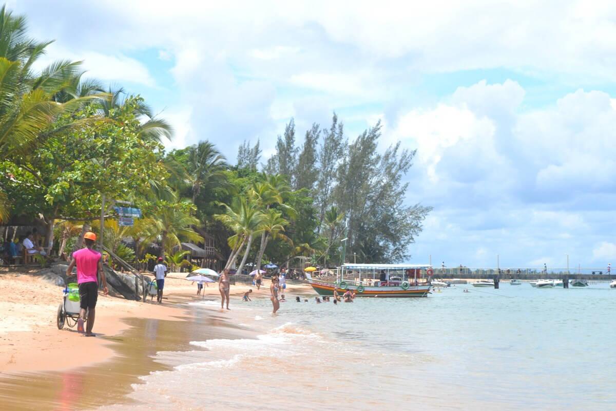 Playa Posada Cerca del Muelle