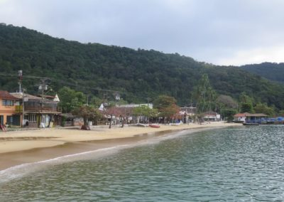 Vila do Abrao - Ilha Grande