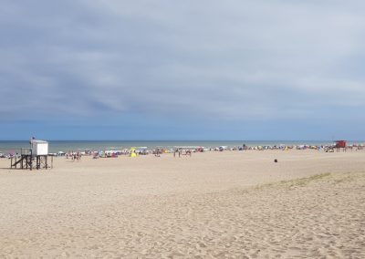 Playa Inmensidad Mar Azul