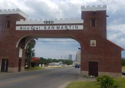 Arco Entrada Miramar