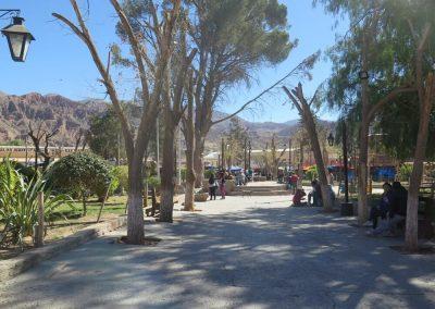 50Tilcara Plaza