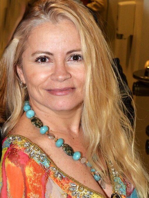 Entrevista a Arilda Costa McClive