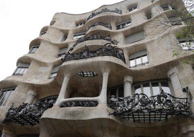 Barcelona: La ciudad mediterránea que enamora a cada paso La Pedrera
