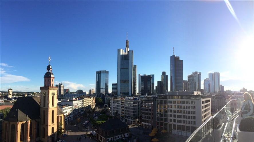 Frankfurt – Una agradable sorpresa