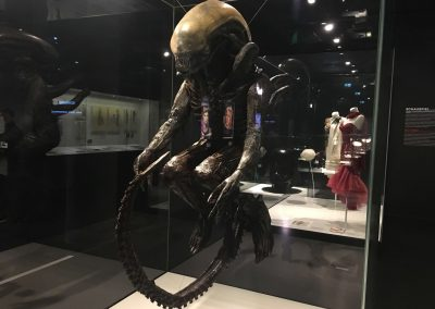 Escultura Alien