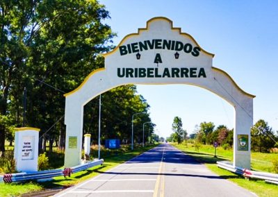 Bienvenidos Uribelarea