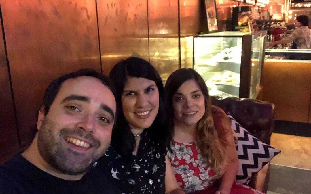 Entrevista a Vero, Naty y Gabo de Todoporviajar – Parte 1