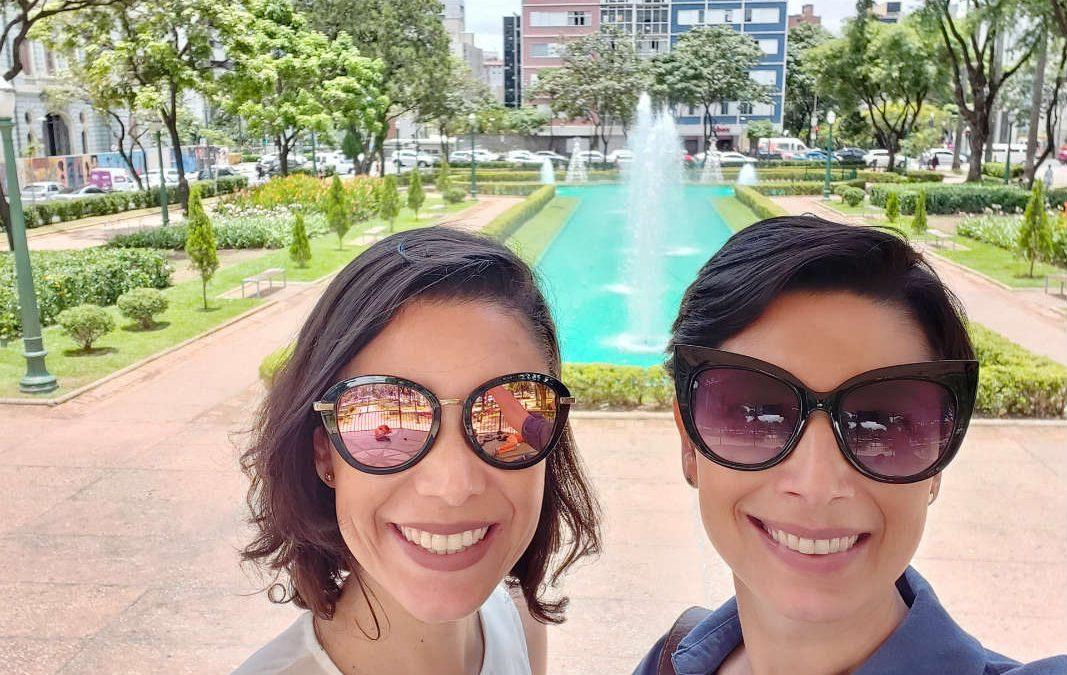 Entrevista a Mariza y Karina del Blog «Tem que Ir»