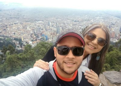 Que ver en Colombia por Yaritza Acevedo Cerro Monserrate
