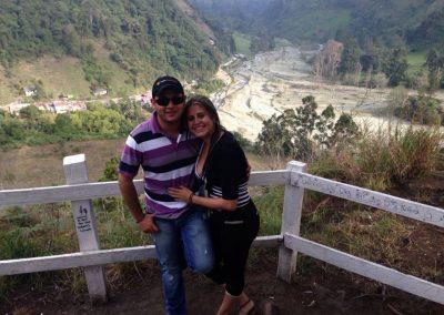 Que ver en Colombia por Yaritza Acevedo Cañón del Combeima