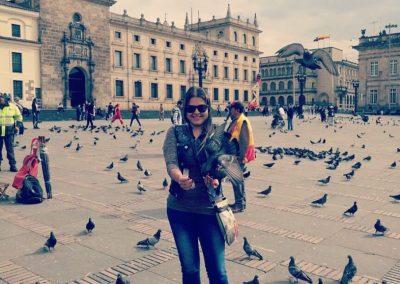 Que ver en Colombia por Yaritza Acevedo Plaza Simon Bolivar