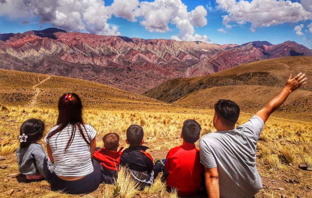 Entrevista a Ángel y Aylen de Mochila Para Seis