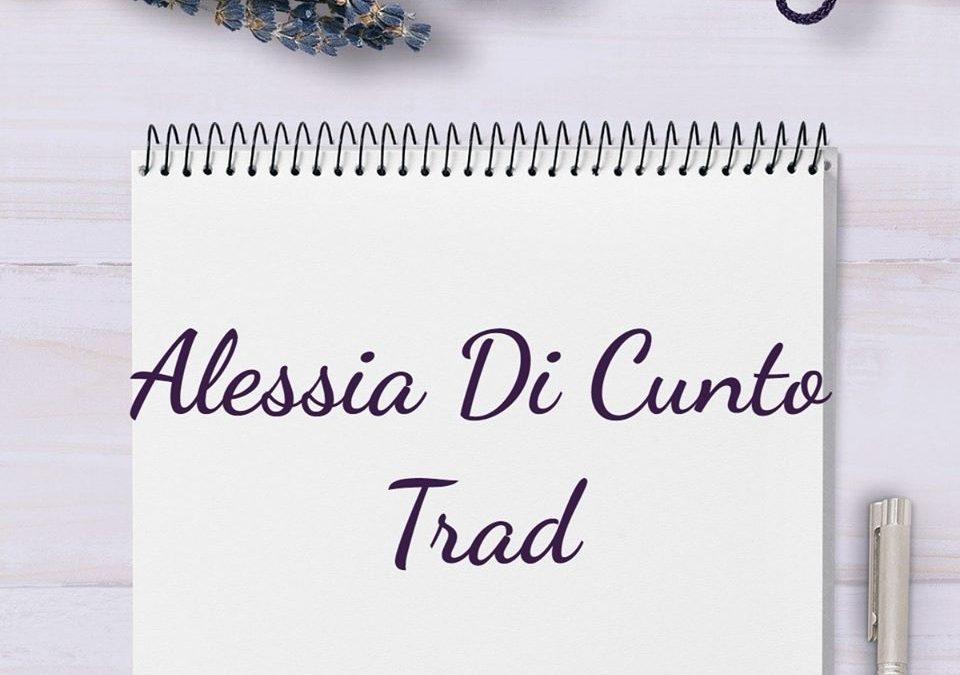 Entrevista a Alessia di Cunto