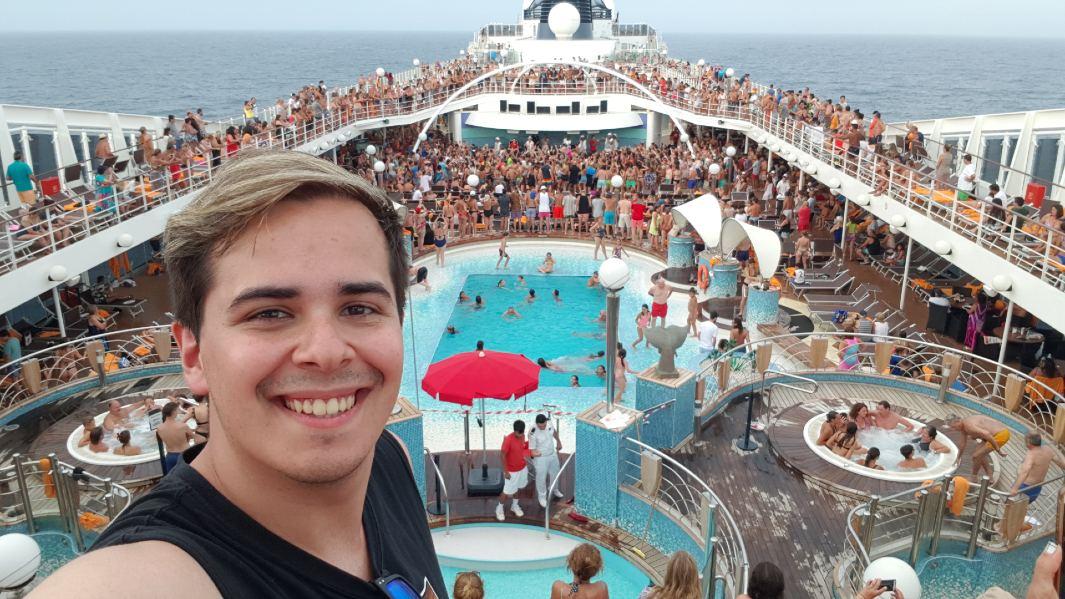 Entrevista a Seba Graneros de Continental Traveller