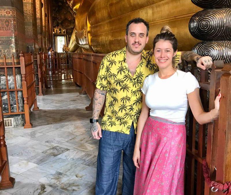 Entrevista a Gabi y Pato – Varados en Tailandia