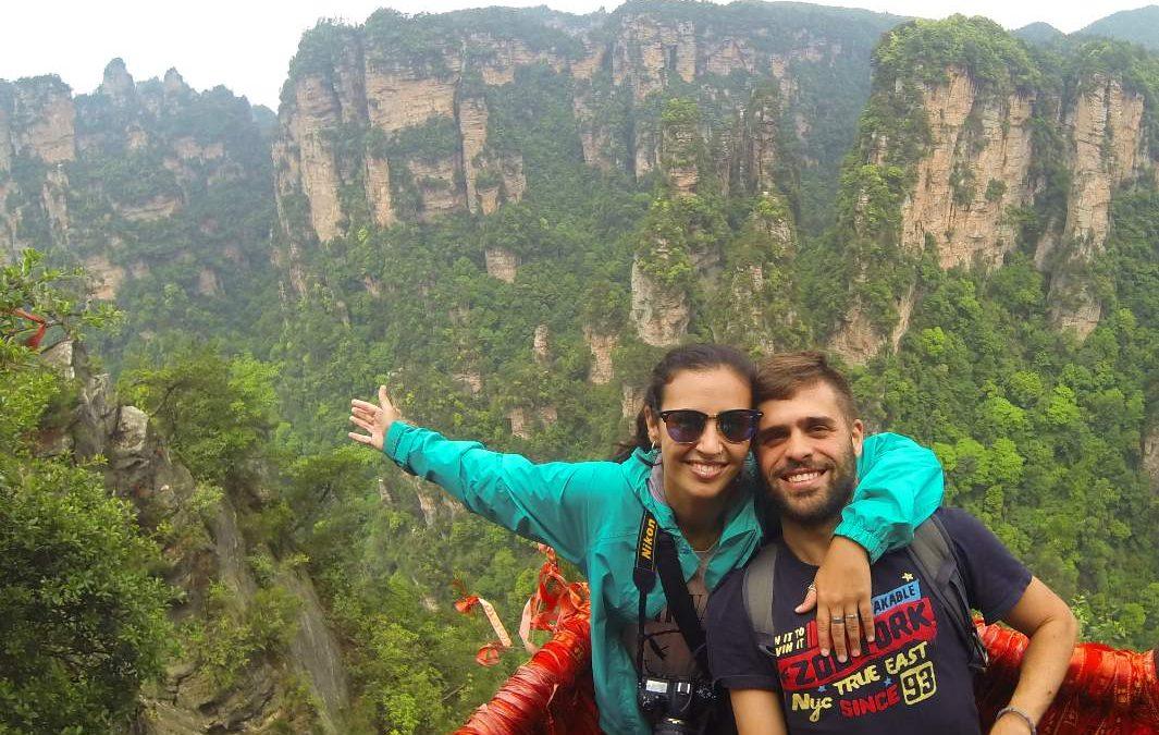 Entrevista a Lara y Pablo de «Aquí de Paso»