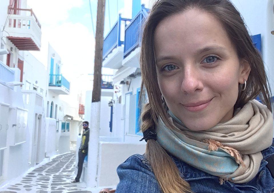 Entrevista a Paula Galloni