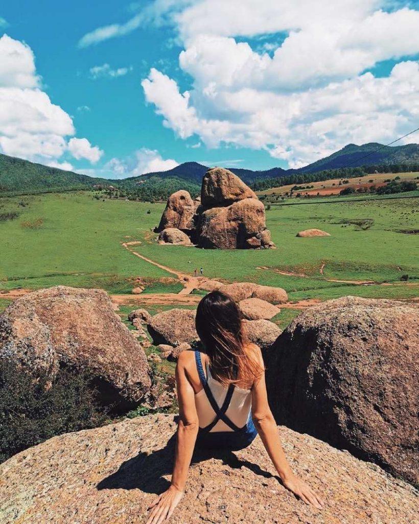 Entrevista a Grace Navarro viajar