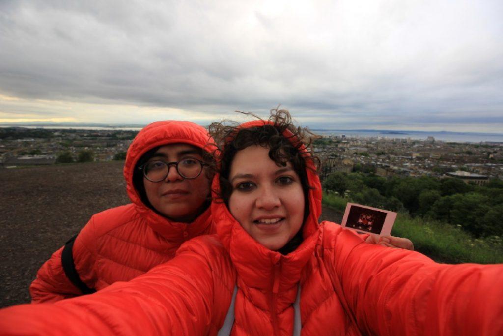 Entrevista a Miriam y Karla de Alan x el mundo frio