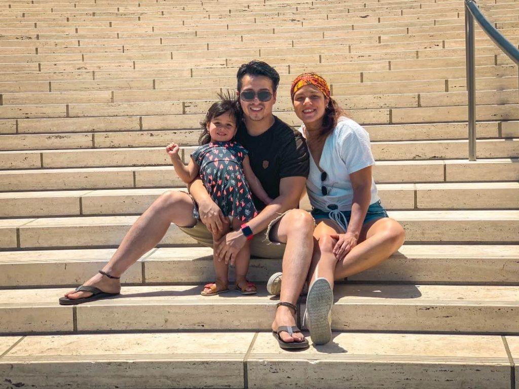 Entrevista a Monos Viajeros - Anita Luisfe y Nala