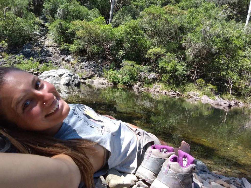 Entrevista a Ailin Jensen de la Libertad de Viajar Gontraveler