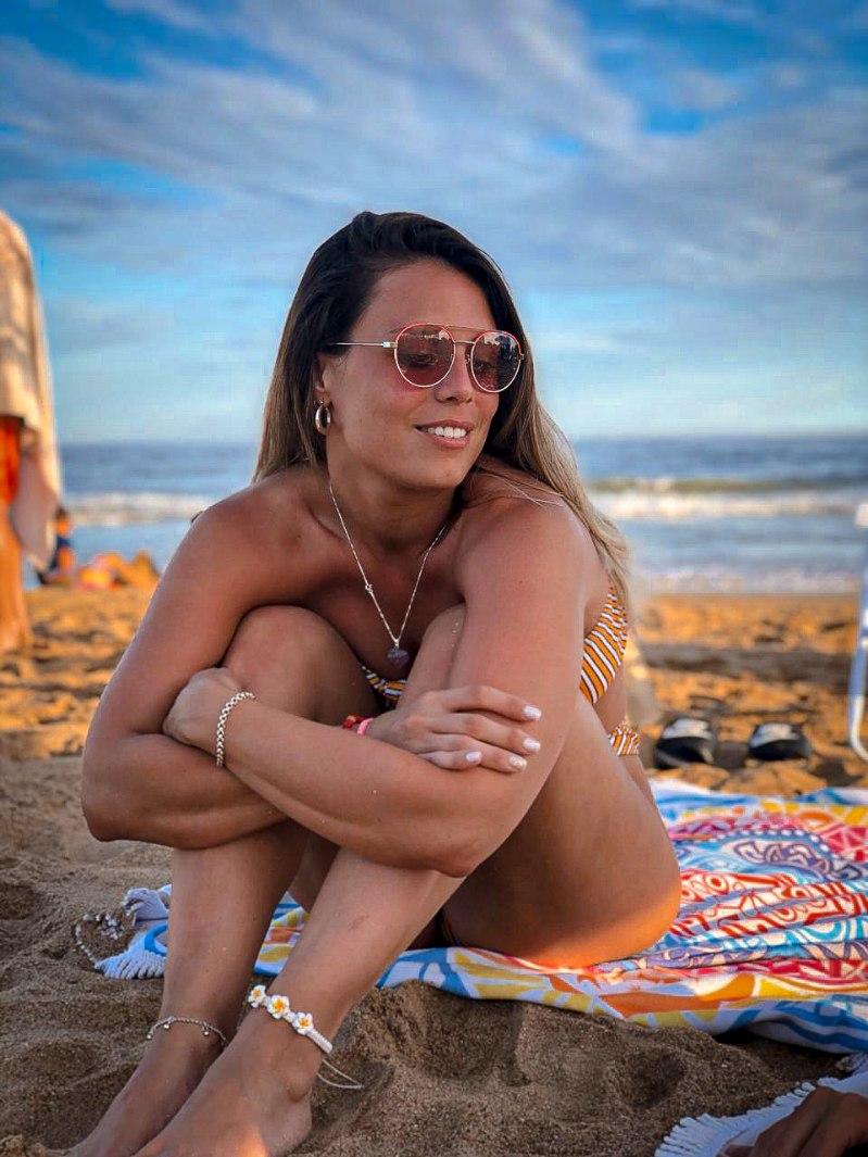 """Entrevista a Fiorella Meneghello de """"Hacia el infinito y mas allá"""" Gontraveler"""