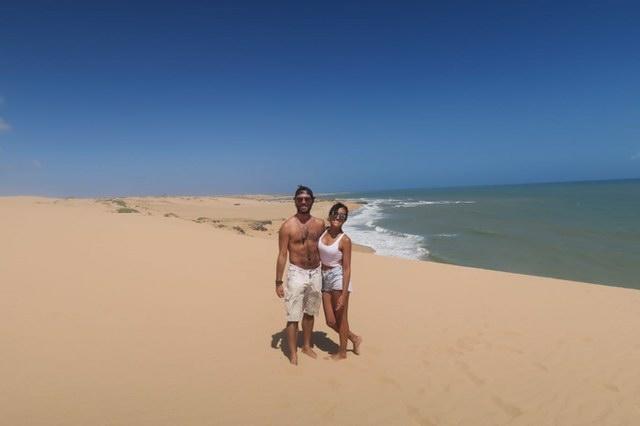 Entrevista a Natalia Zamora de Misviajes.ar Playa