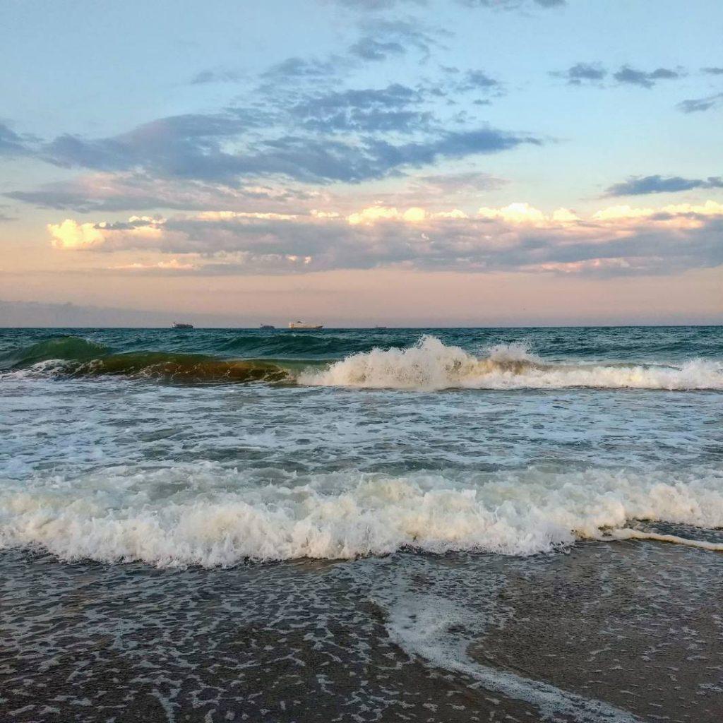 Una Argentina en Valencia Playa El Saler