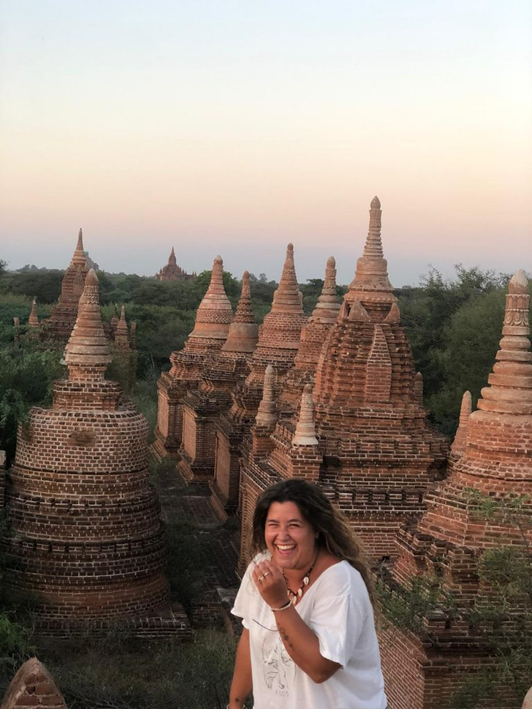 Entrevista a Nati Gru - viajando