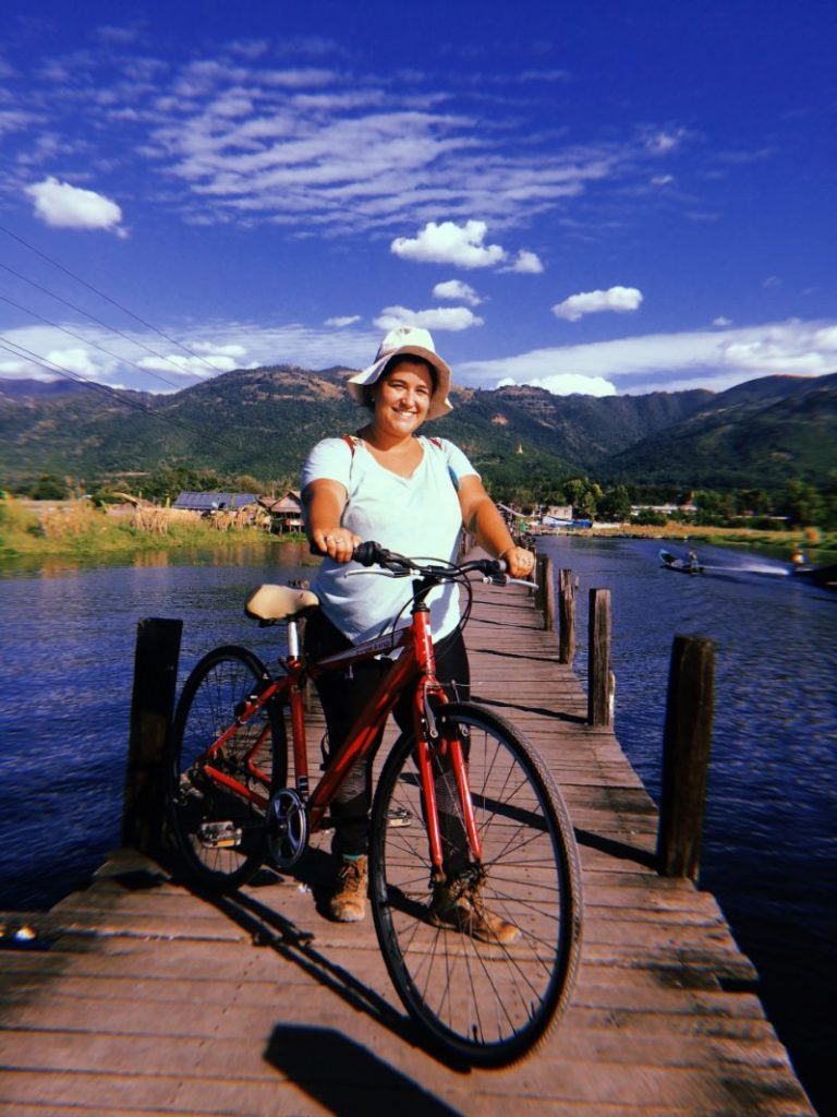 Entrevista a Nati Gru viajera