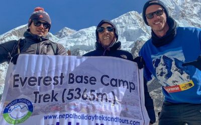 Entrevista a Ramesh de Nepal Holiday Treks And Tours