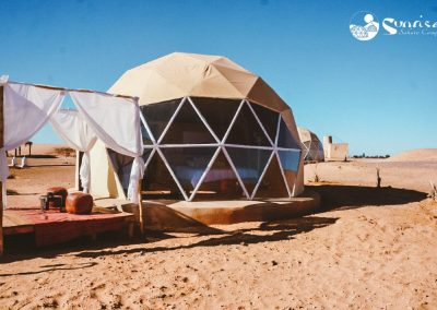 Campamento en el Desierto de Sahara - Marruecos Glamping