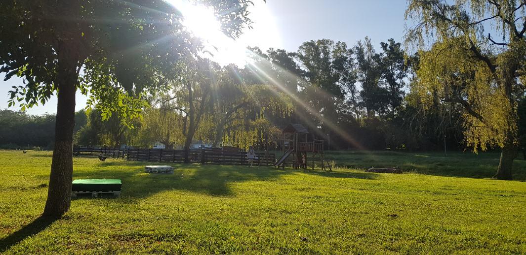 Visita a una Granja Chacra Los Cardales