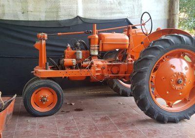 Visita a una Granja Chacra Los Cardales Tractor