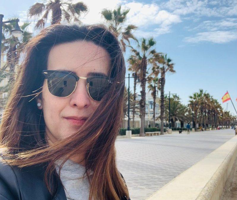 Entrevista a Antonella Intile Cordobesa en Valencia Parte 2